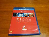 Pixar Short Films Collection Volume 1 (Blu-ray/DVD, 2011, 2-Disc Set) TESTED