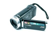JVC GZ-EX210 Full HD Everio Camcorder WiFi Black Full HD 1920x1080. USATA!