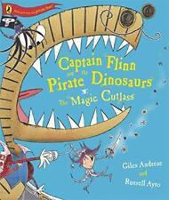 Captain Flinn and the Pirate Dinosaurs - The Magic Cutlass (Captain Flin & the P