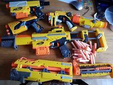 Nerf Bundle Deploy Recon CS-6 Hand Guns Pistols Magazines Bullets N Strike