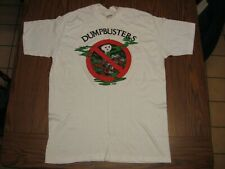 VTG 70s 80s Dumpsters S.O.L.E. II No Dumping single stitch mens T-shirt sz XL