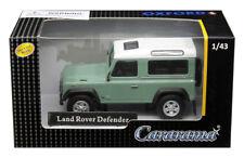 Cararama Land Rover Defender Green 55240 1/43