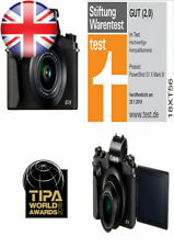 Canon PowerShot G1X Mark III Digital Camera - Black