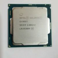 Intel Celeron G4900T Processor SR3YP Dual Core 2.90 GHz Desktop CPU Genuine USA