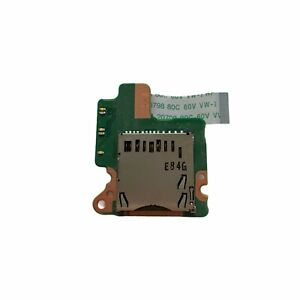 Toshiba Satellite Pro R50-C SD Card Reader Board with Cable A4228A