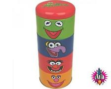 THE MUPPET SHOW MUPPETS OFFICIAL STACKING TINS STORAGE CONTAINERS NEW WITH TAGS