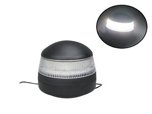 """Pactrade Marine Wake Tower LED All Round Anchor Navigation Light 2-1/4"""""""