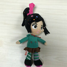 Vanellope von Schweetz from  Wreck it Ralph Disney Stuffed Plush doll 8 inch