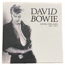 David Bowie | Loving the Alien (1983-1988) | CD, 2018