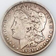 1904 Morgan Silver Dollar! NO RESERVE!