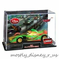 Disney Store CARS 2 Rip Clutchgoneski Chase Ed Diecast Replica In Collector Case