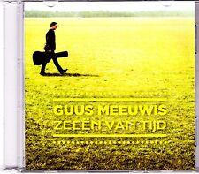 Guus Meeuwis-Zeeen Van Tijd Promo cd single