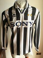 MAGLIA CALCIO KAPPA SONY JUVENTUS SONY 1996 HOME FOOTBALL SHIRT JERSEY VINTAGE