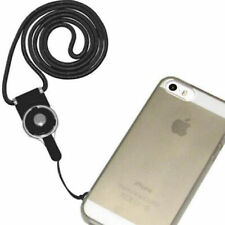 New listing Detachable Ring Neck Strap Lanyard Cell Phone Id Card Camera Usb Black