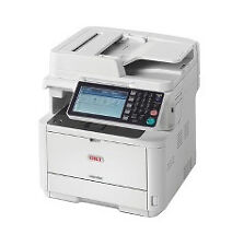OKI 45858402 Mb492dn Multifunction Printer B/w LED A4 210 X 297 Mm Original