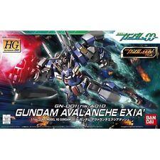 Bandai 1/144 HGOO 64 GN-001/hs-A01D GUNDAM AVALANCHE EXIA' from Japan Very Rare