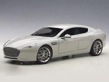 AUTOart Aston Martin Rapide S 2015 Silver Fox 1:18 70258
