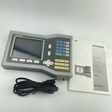 Jenix LCD display to replace your Acu-rite//Anilam display w// 6 or 9 pin plug