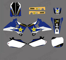 DECALS GRAPHICS BACKGROUNDS FOR YAMAHA YZ250F YZ400F YZ426F 1998 99 2000 01 02