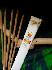 PALO SANTO Incense sticks~NATURAL~NO chemical~handrolled by QUEEN OF THE NILE UK