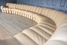 RARE Iconic De Sede DS-600 Non Stop 29 Elements Corner Sofa Suite RRP £60000