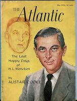 The Atlantic Magazine May 1956 H.L. Mencken GD 043017nonjhe