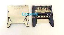 New Original SD memory Card Slot Unit Reader Holder For Fuji S4850 S8350 JV200