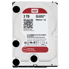 Western Digital WD30EFRX Red 3TB NAS-Festplatte SATA 6Gb/s HDD