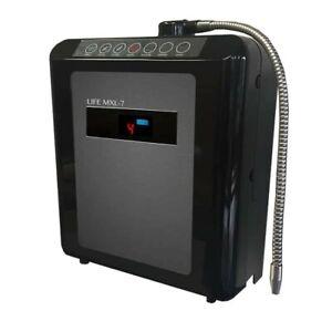 Life Ionizer MXL 7 - BLACK- COUNTERTOP
