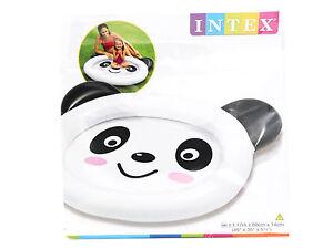 Intex Inflatable Panda Baby / Toddler Swimming / Paddling Pool