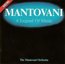 MANTOVANI  : A LEGEND OF MUSIC / CD (INTERCORD INT 860.551)
