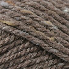 50g Balls - Cleckheaton 8ply Country Naturals - Brown #1825 - $5.25 A Bargain
