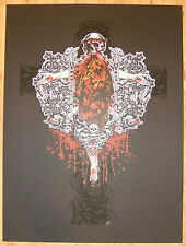 2005 Communion - Silkscreen Art Print S/N by Jared Connor