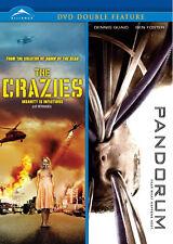 The Crazies / Pandorum (DVD)  NEW
