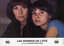 DAVID HAMILTON LES OMBRES DE L'ÉTÉ  1979 VINTAGE PHOTO LOBBY CARD N°4