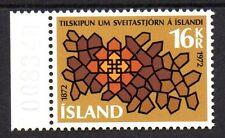 Iceland - 1972 Communal laws Mi. 463 MNH