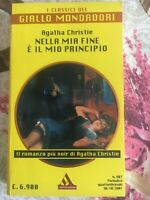 Agatha Christie Nella mia fine è il mio principio - giallo Mondadori n. 907