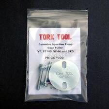 Tork Tek - Cummins VE, P7100, VP44 and CP3 Injection Gear Pump Gear Puller