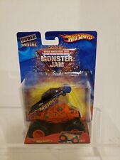 Monster Jam Hot Wheels #37 Under Coverz*FREE COMBINED SHIPPING*