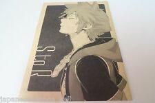 KINGDOM HEARTS yaoi doujinshi Riku X Sora (B5 12pages) Ssize S to R