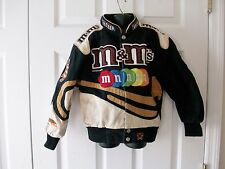 M&M Kids JACKET JH Designs RACING Jacket ~ SZ S 5/6