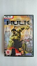 Incredible Hulk (PC, 2008) - European  Version
