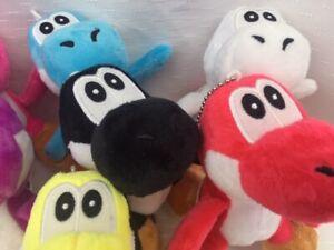 Yoshi Super Mario Plush Toys 10cm, Set 5( mixed)