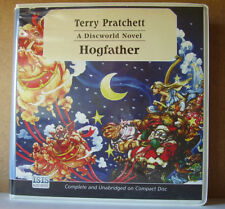 Hogfather: by Terry Pratchett - Unabridged Audiobook - 10CDs
