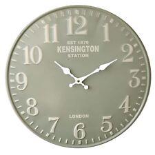 Balance Wall Clock 40 cm Analogue Green 596069
