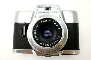 Voigtländer ULTRAMATIC CS Color Skopar X 50mm f2,8 7091954#14169  jq249
