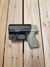 Concealment S&W M&P SHIELD 45 ACP IWB Black Kydex Holster