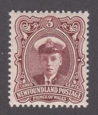 Newfoundland 1911 #106 Royal Family Issue (Prince of Wales) F/VF MNH