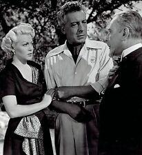 """1951 Original Photo Lana Turner Ezio Pinza Cedric Hardwicke """"Mr. Imperium"""" movie"""