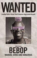 TMNT Teenage Mutant Ninja Turtles Out of the Shadows Poster (24x36) - Bebop v9